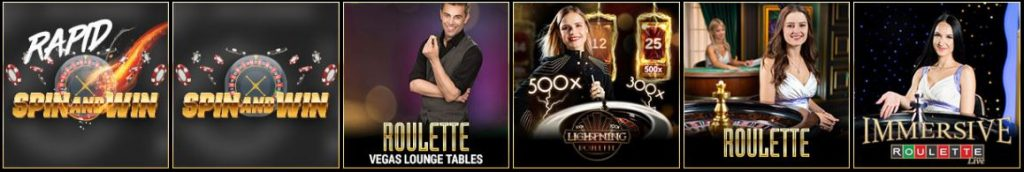 Supabets Mobile Roulette Spin & Win